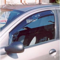 Peugeot 206 ablak légterelő, 2db-os, 1998-2010, 5 ajtós