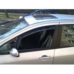 Peugeot 307 ablak légterelő, 2db-os, 2001-2008, 5 ajtós