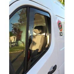 Renault Master ablak légterelő, 2db-os, 2010-, 2 ajtós
