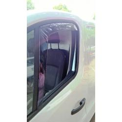 Renault Trafic ablak légterelő, 2db-os, 2014-, 2 ajtós