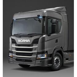 Scania G series ablak légterelő, 2db-os, 2017-, 2 ajtós