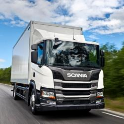 Scania P Series ablak légterelő, 2db-os, 2018-, 2 ajtós