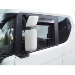 Scania S Series ablak légterelő, 2db-os, 2016-, 2 ajtós