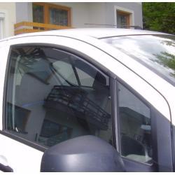 Suzuki Splash ablak légterelő, 2db-os, 2008-, 5 ajtós