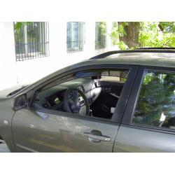 Toyota Corolla E120; E130 ablak légterelő, 2db-os, 2000-2007, 5 ajtós