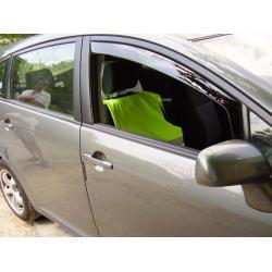 Toyota Corolla Verso AR10 ablak légterelő, 2db-os, 2004-2009, 5 ajtós