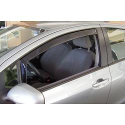 Toyota Yaris ablak légterelő, 2db-os, 2005-2011, 5 ajtós