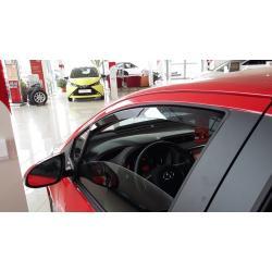 Toyota Yaris ablak légterelő, 2db-os, 2011-2020, 5 ajtós