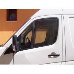 Volkswagen Crafter ablak légterelő, 2db-os, 2006-2016, 2 ajtós