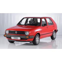Volkswagen Golf II. ablak légterelő, 2db-os, 1983-1985, 5 ajtós