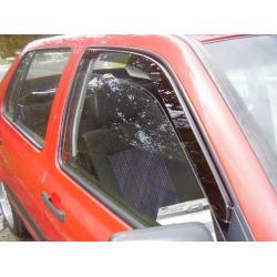 Volkswagen Golf III. ablak légterelő, 2db-os, 1992-1998, 5 ajtós