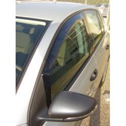Volkswagen Golf VI. ablak légterelő, 2db-os, 2008-2013, 5 ajtós
