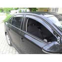 Volkswagen Jetta ablak légterelő, 2db-os, 2012-, 4 ajtós