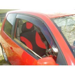 Volkswagen Lupo ablak légterelő, 2db-os, 1997-, 3 ajtós