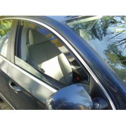 Volkswagen Passat B6 ablak légterelő, 2db-os, 2005-2010, 4 ajtós
