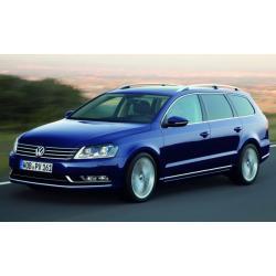 Volkswagen Passat B7 ablak légterelő, 2db-os, 2010-2015, 5 ajtós