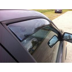 Volkswagen Polo Classic ablak légterelő, 2db-os, 1994-2008, 4 ajtós