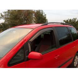 Volkswagen Sharan ablak légterelő, 2db-os, 1995-2009, 5 ajtós