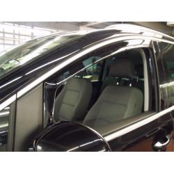 Volkswagen Sharan ablak légterelő, 2db-os, 2010-, 5 ajtós