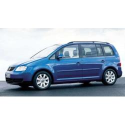 Volkswagen Touran ablak légterelő, 2db-os, 2003-2015, 5 ajtós
