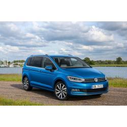 Volkswagen Touran ablak légterelő, 2db-os, 2015-, 5 ajtós