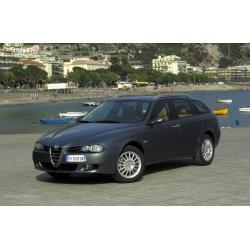 Alfa Romeo 156 ablak légterelő, 4db-os, 2003-2005, 5 ajtós