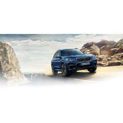BMW X3 ablak légterelő, 4db-os, 2017-, 5 ajtós