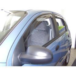 Chevrolet Aveo ablak légterelő, 4db-os, 2005-2011, 5 ajtós