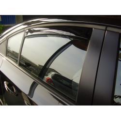 Chevrolet Cruze ablak légterelő, 4db-os, 2009-, 4 ajtós