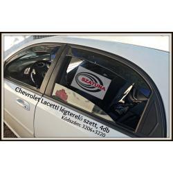 Chevrolet Lacetti ablak légterelő, 4db-os, 2002-2009, 5 ajtós