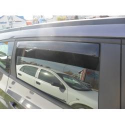 Chevrolet Orlando ablak légterelő, 4db-os, 2011-, 5 ajtós