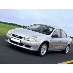 Chrysler Neon ablak légterelő, 4db-os, 1999-2005, 4 ajtós