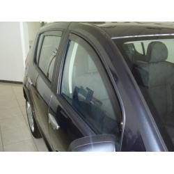 Dacia Sandero ablak légterelő, 4db-os, 2007-2012, 5 ajtós