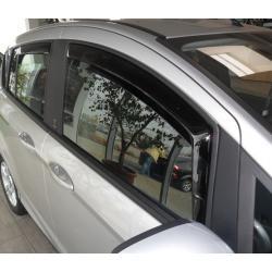 Ford B max ablak légterelő, 4db-os, 2012-, 5 ajtós