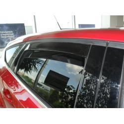 Ford Focus ablak légterelő, 4db-os, 2011-2017, 5 ajtós