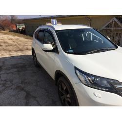 Honda CRV ablak légterelő, 4db-os, 2012-2017, 5 ajtós