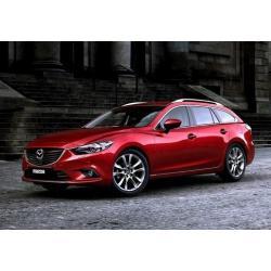 Mazda 6 ablak légterelő, 4db-os, 2012-, 5 ajtós