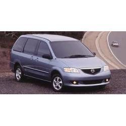 Mazda MPV ablak légterelő, 4db-os, 1999-2006, 5 ajtós