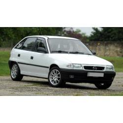 Opel Astra F ablak légterelő, 4db-os, 1992-1994, 5 ajtós