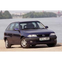 Opel Astra F ablak légterelő, 4db-os, 1994-2002, 5 ajtós