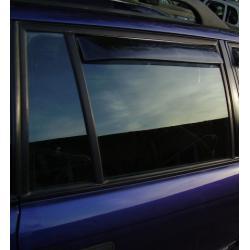 Opel Astra F Karavan ablak légterelő, 4db-os, 1994-2002, 5 ajtós