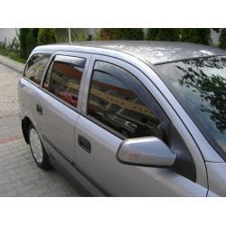 Opel Astra G Karavan ablak légterelő, 4db-os, 1998-2009, 5 ajtós