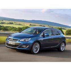 Opel Astra J ablak légterelő, 4db-os, 2010-2015, 5 ajtós