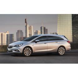 Opel Astra K Sports Tourer ablak légterelő, 4db-os, 2015-, 5 ajtós