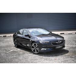 Opel Insignia ablak légterelő, 4db-os, 2017-, 4 ajtós
