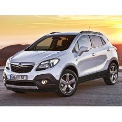 Opel Mokka ablak légterelő, 4db-os, 2012-2020, 5 ajtós