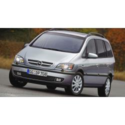 Opel Zafira ablak légterelő, 4db-os, 1999-2005, 5 ajtós