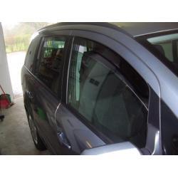Opel Zafira B ablak légterelő, 4db-os, 2005-2014, 5 ajtós