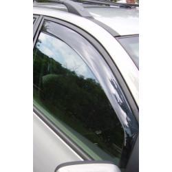 Renault Megane ablak légterelő, 4db-os, 2003-2009, 5 ajtós