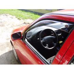 Seat Ibiza ablak légterelő, 4db-os, 1993-2002, 5 ajtós